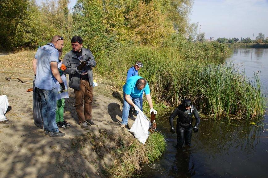 В Полтаві провели прибирання річки (ФОТО), фото-10