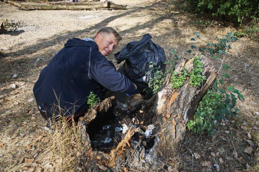В Полтаві провели прибирання річки (ФОТО), фото-9