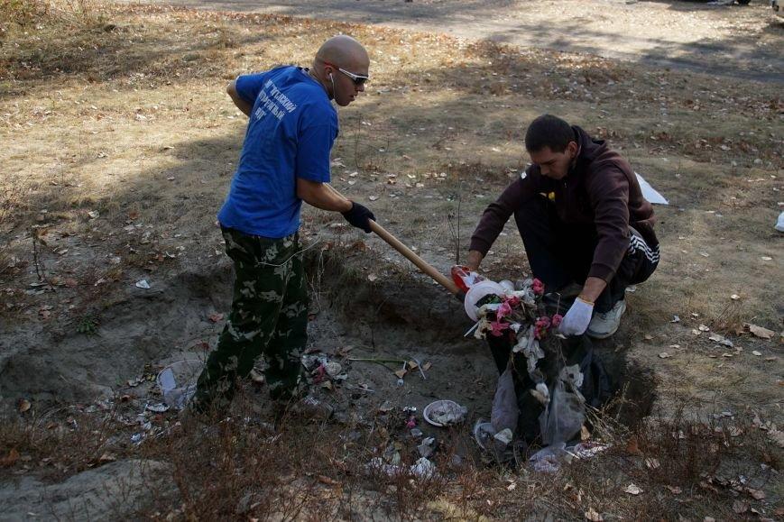 В Полтаві провели прибирання річки (ФОТО), фото-3