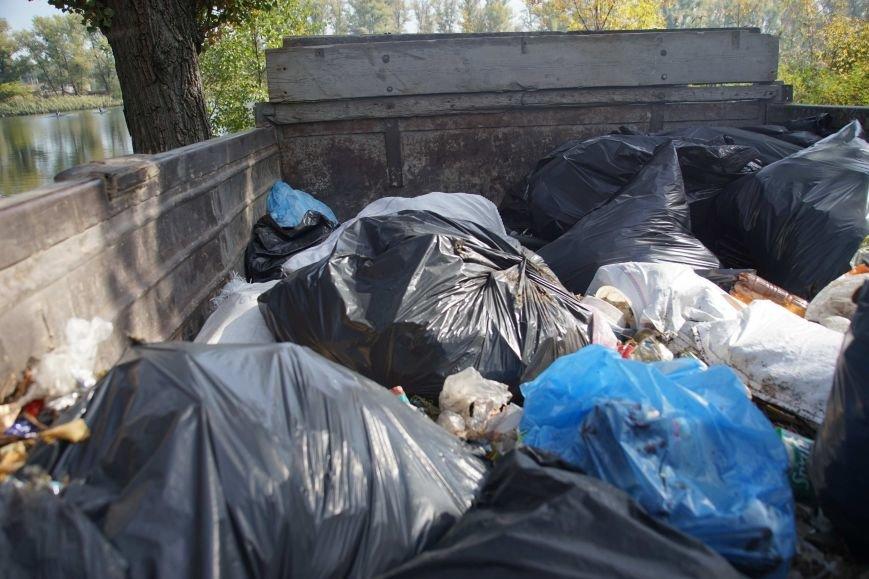 В Полтаві провели прибирання річки (ФОТО), фото-15