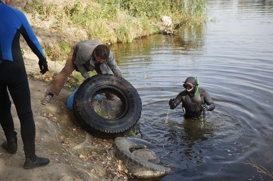 В Полтаві провели прибирання річки (ФОТО), фото-11