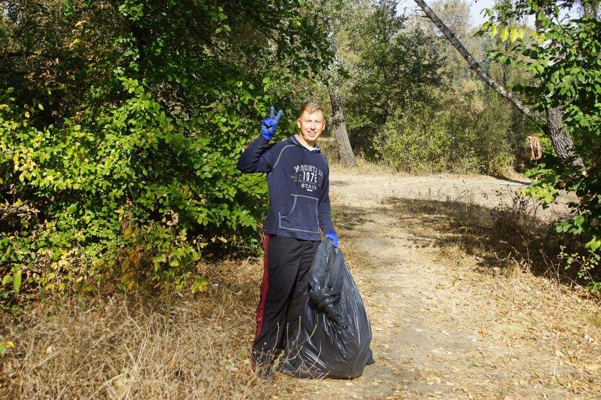 В Полтаві провели прибирання річки (ФОТО), фото-8