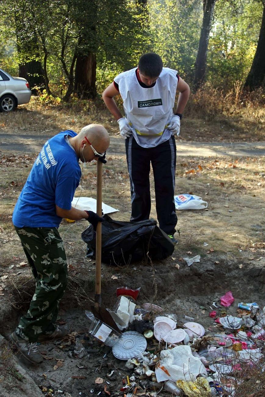 В Полтаві провели прибирання річки (ФОТО), фото-2