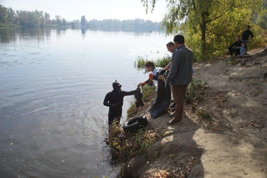 В Полтаві провели прибирання річки (ФОТО), фото-13