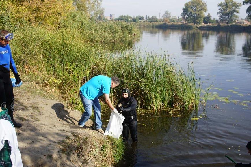 В Полтаві провели прибирання річки (ФОТО), фото-7