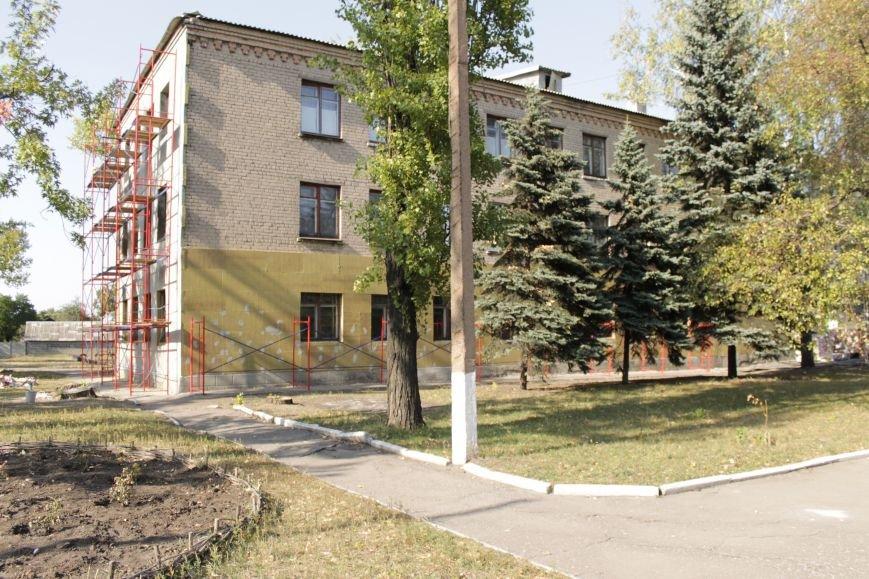 В белицкой школе №10 проходит масштабная реконструкция (ФОТО), фото-4