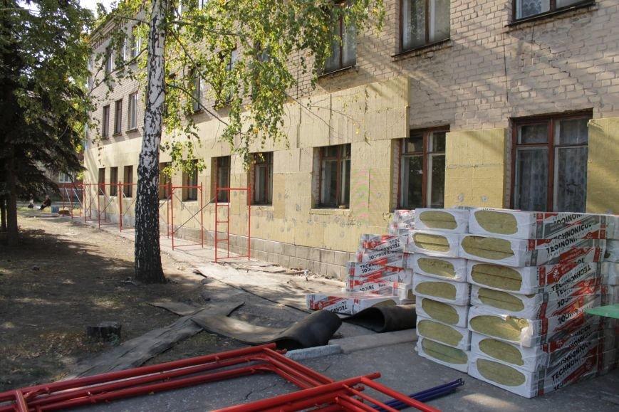 В белицкой школе №10 проходит масштабная реконструкция (ФОТО), фото-3