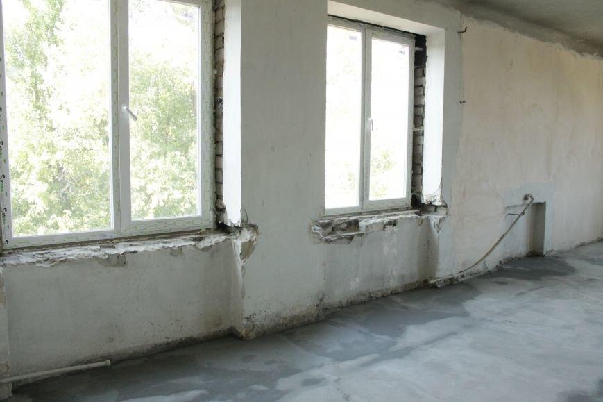 В белицкой школе №10 проходит масштабная реконструкция (ФОТО), фото-2
