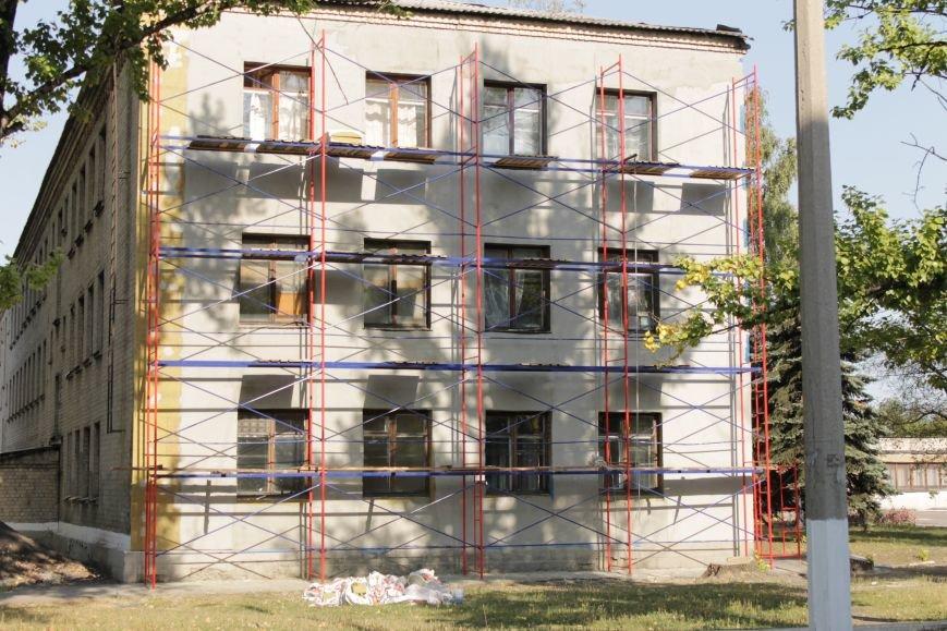В белицкой школе №10 проходит масштабная реконструкция (ФОТО), фото-5