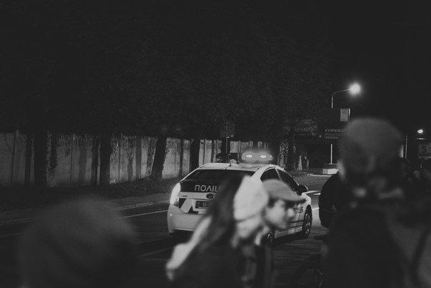 Нічне катання велосипедом по Львову. Як це було (ФОТОРЕПОРТАЖ) (фото) - фото 1