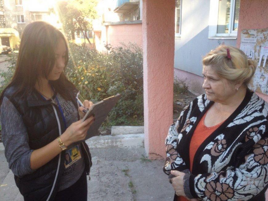 Патриоты Донбасса узнали у димитровчан об их отношении к переименованию улиц города (фото) - фото 2
