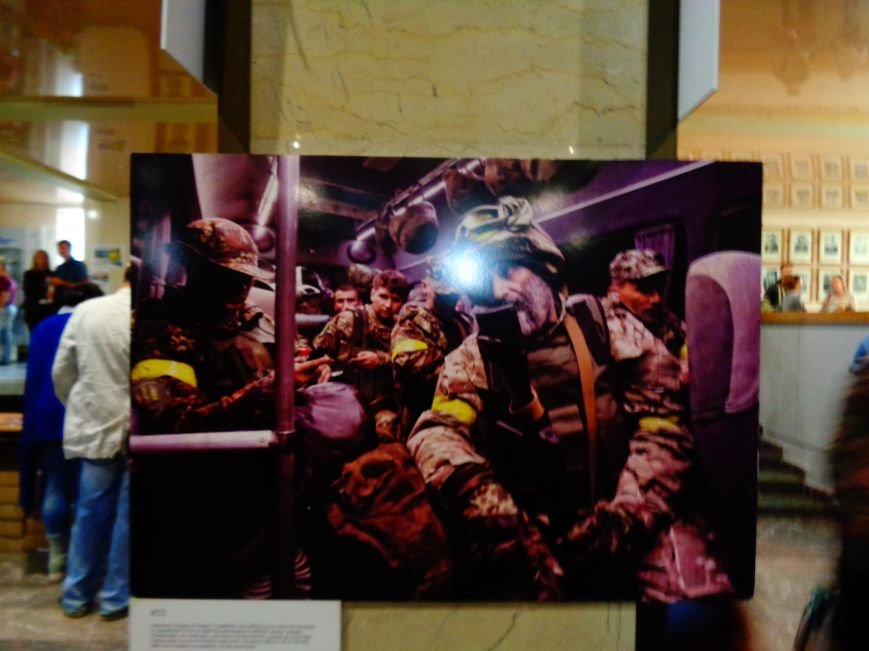 Сергей Лойко: «Декорациям в донецком аэропорту позавидовал бы даже Спилберг» (ФОТО) (фото) - фото 1