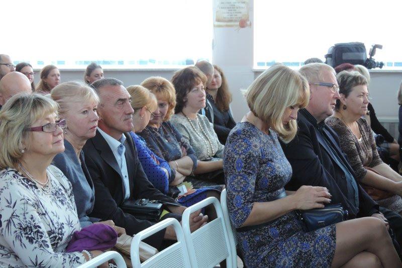530 школа города Пушкина отметила свой юбилей (фото) - фото 2