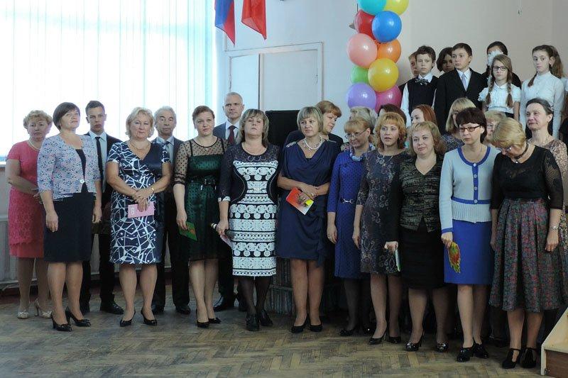 530 школа города Пушкина отметила свой юбилей (фото) - фото 5