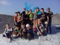 Краматорские школьники ходили в горы (фото) - фото 1