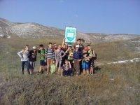 Краматорские школьники ходили в горы (фото) - фото 2