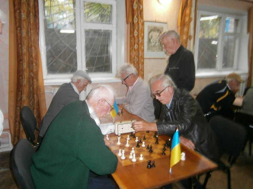 Ветераны в Краматорске сразились на шахматном поле (фото) - фото 2