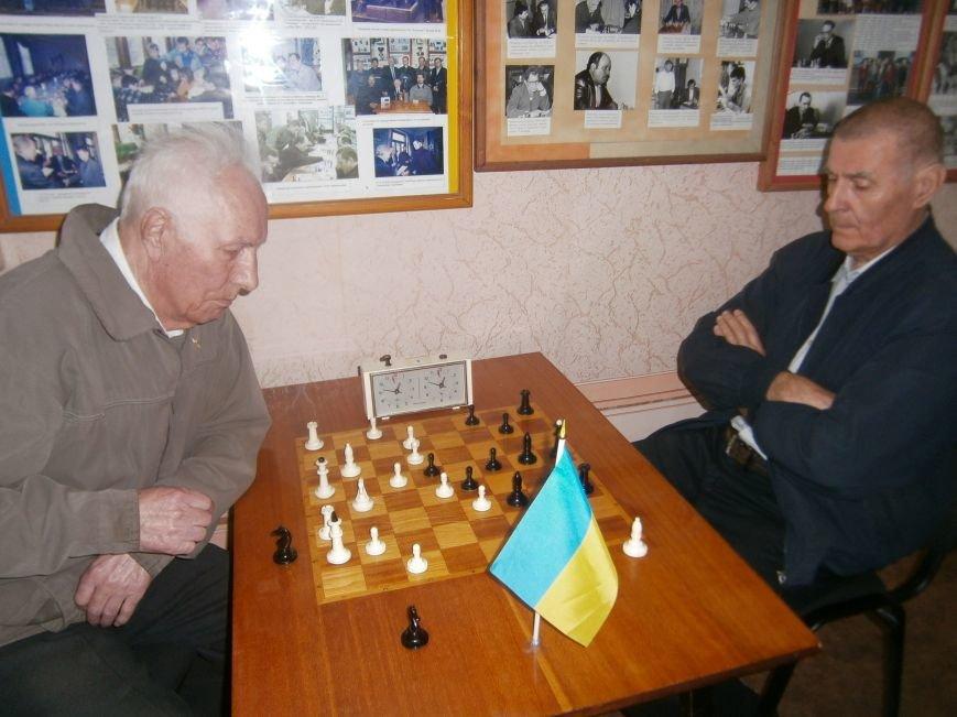Ветераны в Краматорске сразились на шахматном поле (фото) - фото 3
