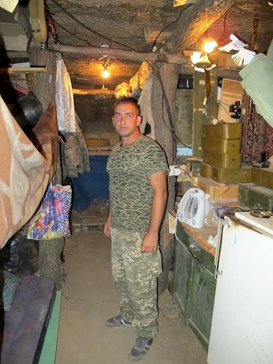Выяснились подробности строительства первой линии обороны под Мариуполем (ФОТО) (фото) - фото 2