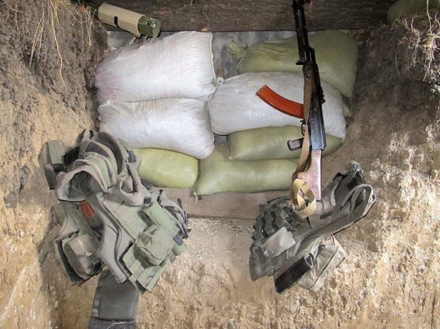 Выяснились подробности строительства первой линии обороны под Мариуполем (ФОТО) (фото) - фото 4