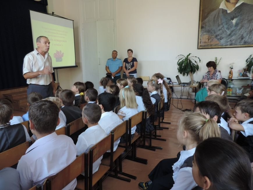 Всероссийский открытый урок. (фото) - фото 1