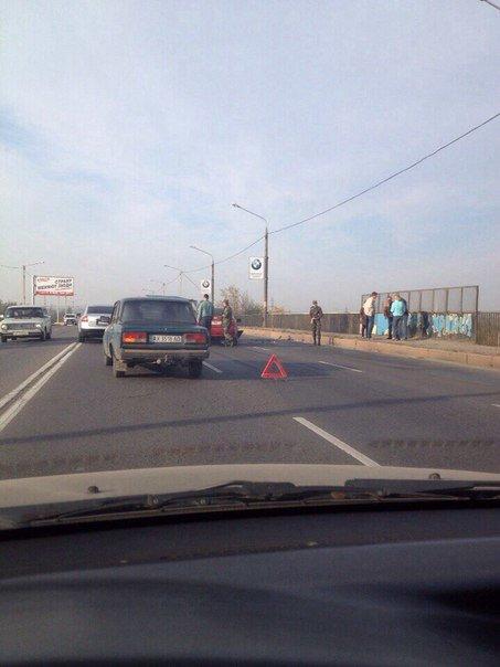 На Пол армейский джип устроил аварию (ФОТО) (фото) - фото 1