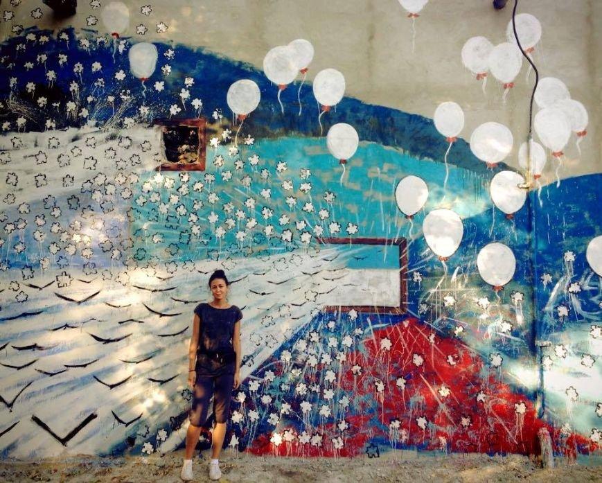 В Слов'янському сквері «Мрія» пройшов осінній ярмарок (фото) (фото) - фото 1