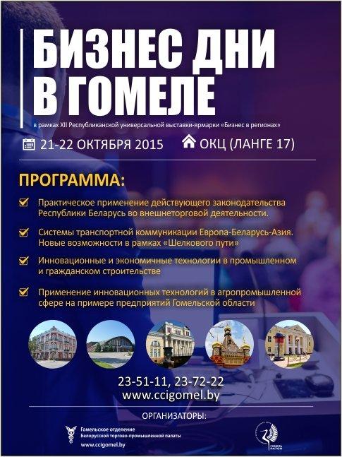 Губернатор Гомельской области обсудит актуальные вопросы  с послом РБ в Украине, фото-1