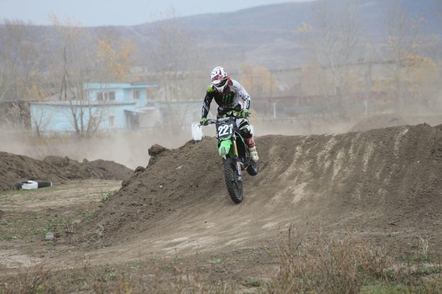 Чемпионат ВКО по мотокроссу