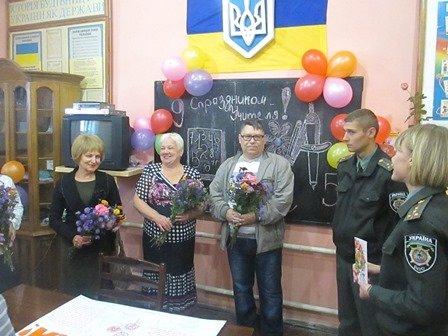 В Артемовском СИЗО торжественно отметили День учителя, фото-2