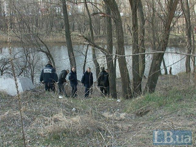 В Киеве возле озера нашли повешенного мужчину (ФОТО) (фото) - фото 2