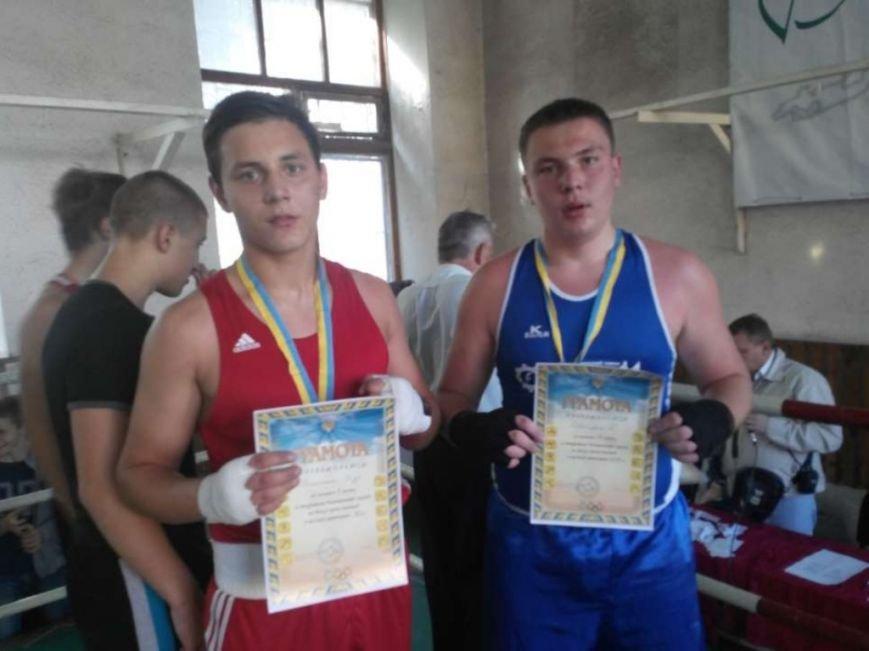 Боксеры Доброполья показали хорошие результаты на Открытом Чемпионате по боксу, фото-3