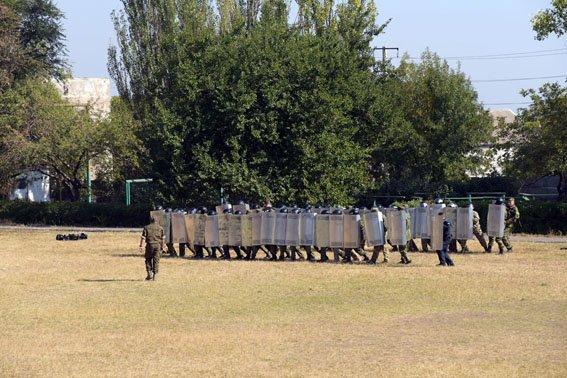 В Мариуполе создали подразделение милицейского спецназа (ФОТО) (фото) - фото 1