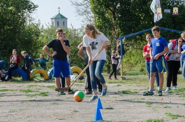 Краматорские дети играли в «здоровый город» (фото) - фото 2