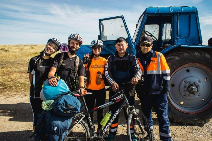 Пара из Днепропетровска совершает путешествие на велосипедах из Украины в Китай (ФОТО) (фото) - фото 12