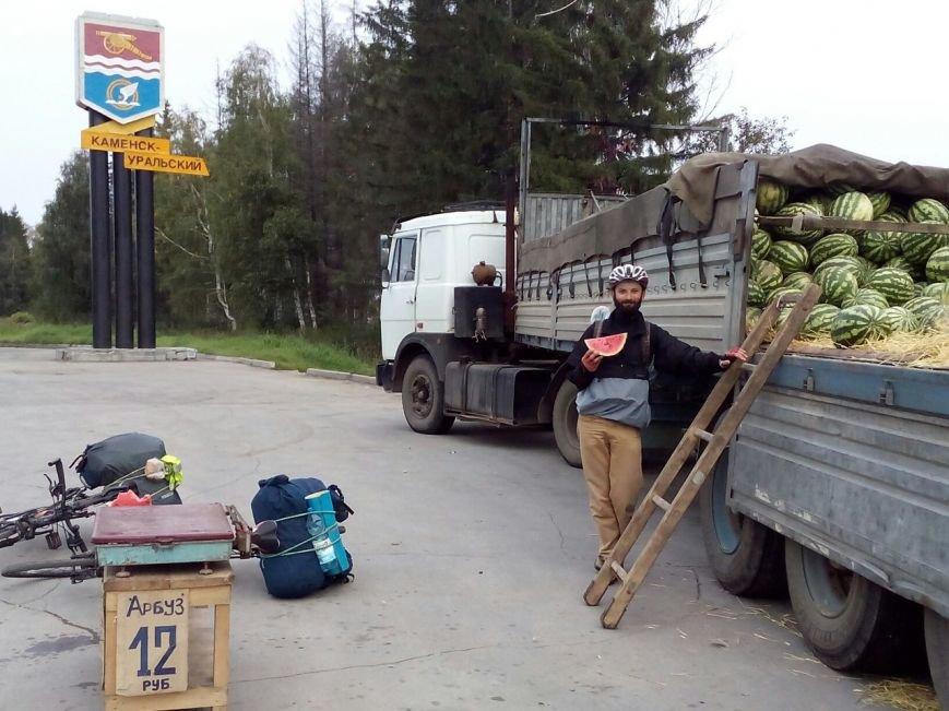 Пара из Днепропетровска совершает путешествие на велосипедах из Украины в Китай (ФОТО) (фото) - фото 6