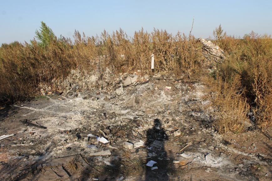 Несанкционированная свалка за городом Белицкое (ФОТО), фото-14