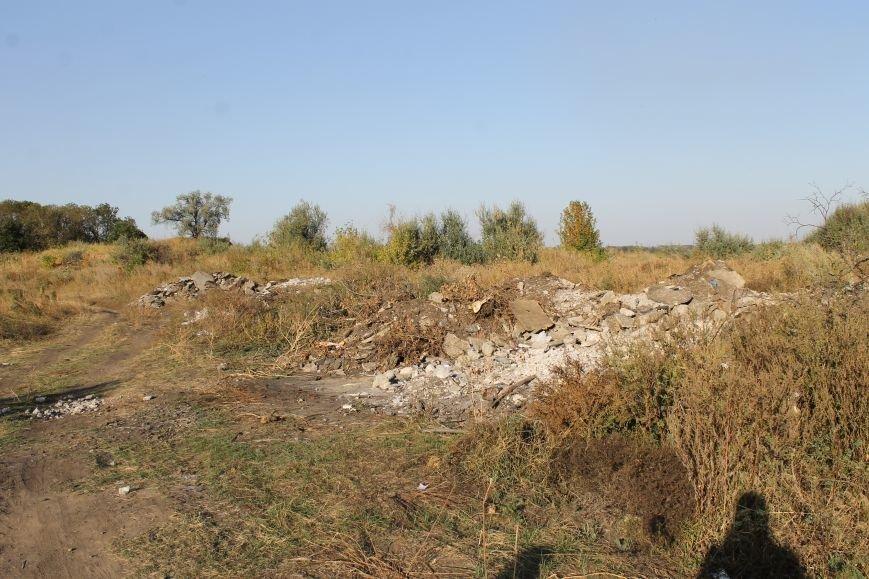 Несанкционированная свалка за городом Белицкое (ФОТО), фото-20