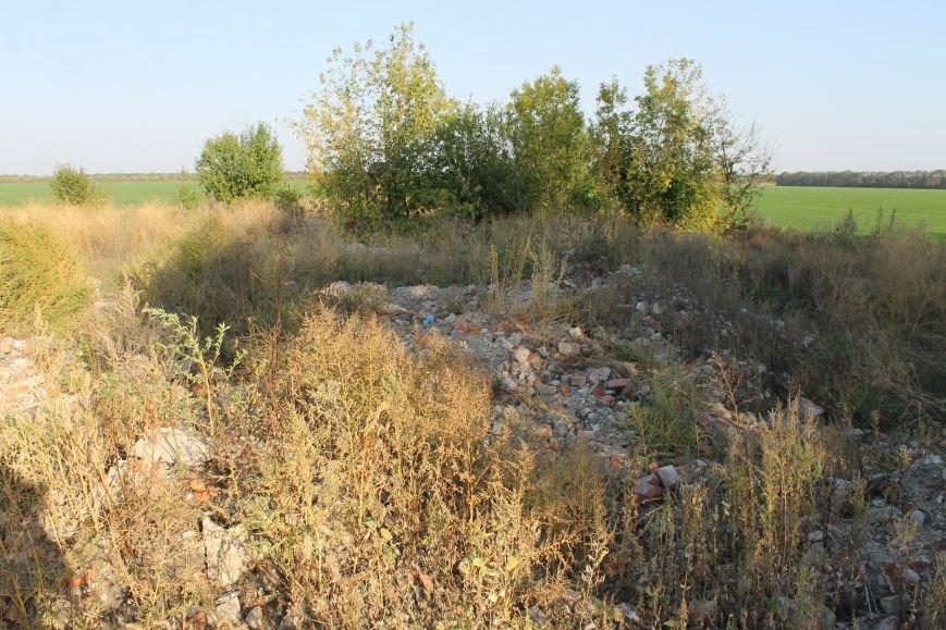 Несанкционированная свалка за городом Белицкое (ФОТО), фото-6