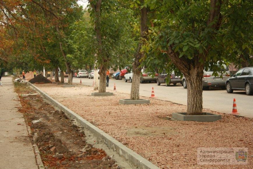 В Симферополе строят еще одну парковку — возле 6-й горбольницы (ФОТО) (фото) - фото 6