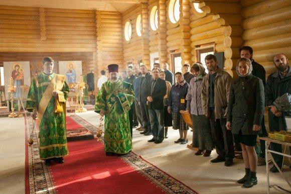 В Новой Москве в поселке Минзаг открыли храм в честь преподобного князя Олега Брянского(ФОТО), фото-1