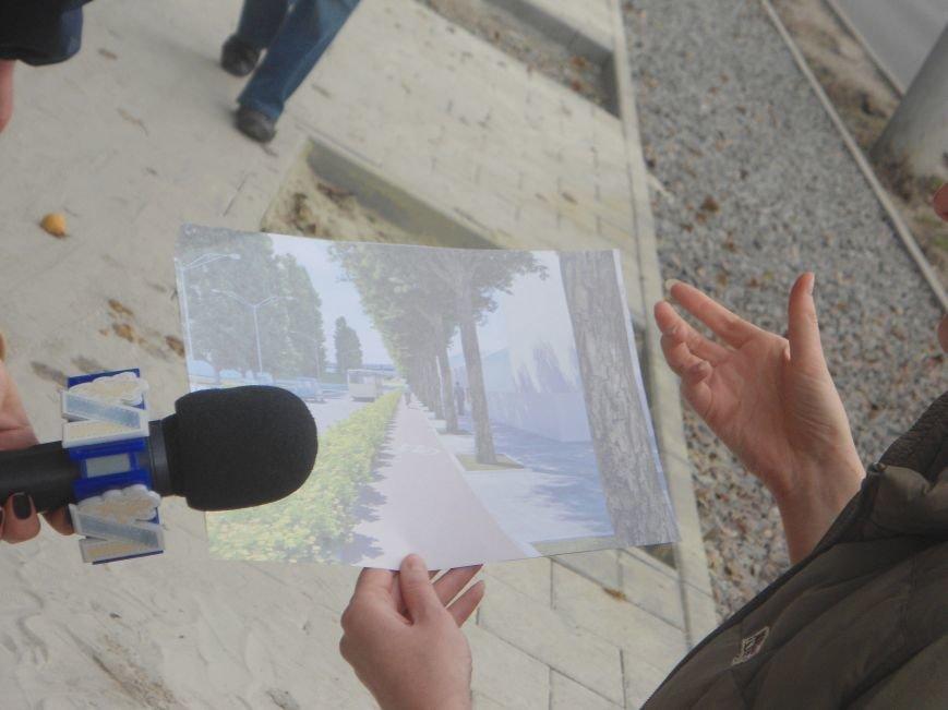 Як триває реконструкція на проспекті Чорновола (ФОТО) (фото) - фото 2