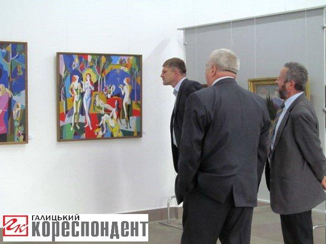 В Івано-Франківську художники святкували свій професійний день (ФОТО), фото-5
