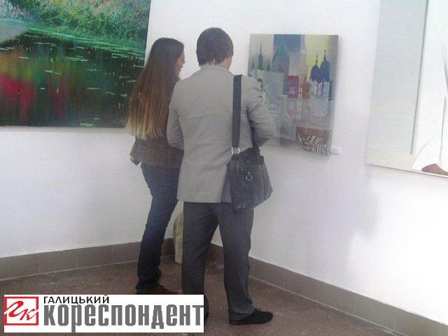 В Івано-Франківську художники святкували свій професійний день (ФОТО), фото-10
