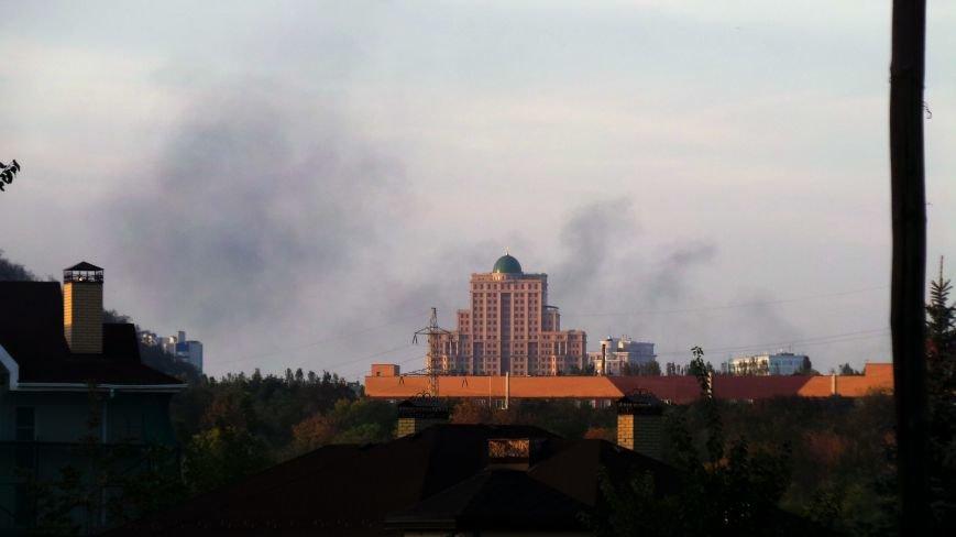 В Донецке горел военный склад? (ФОТОФАКТ) (фото) - фото 2