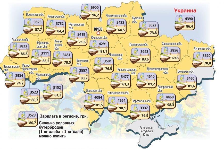 Самый дорогой «украинский гамбургер» - в Черниговской области (фото) - фото 1