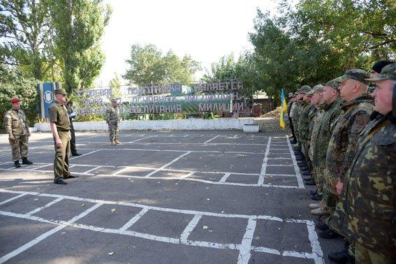 В Донецкой области создано спецподразделение быстрого реагирования (фото) - фото 1