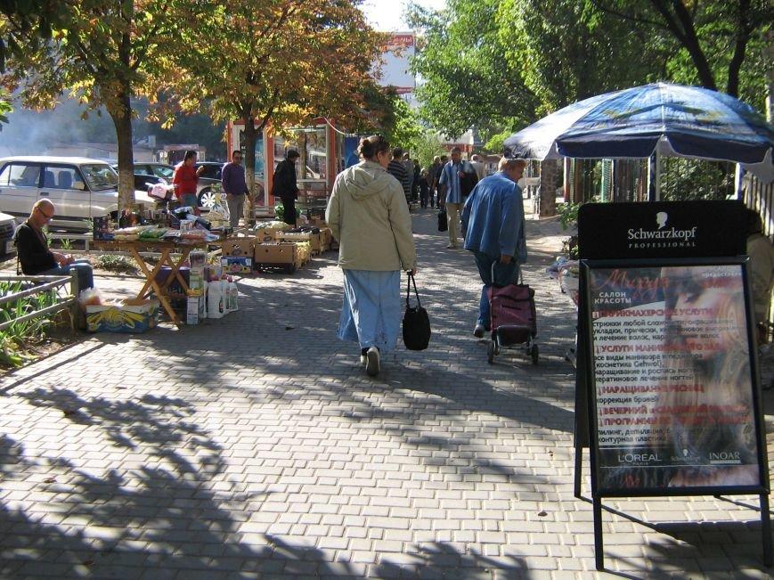 Отписка из мэрии: Одесские чиновники не заметили гигантский стихийный рынок (ФОТО) (фото) - фото 1