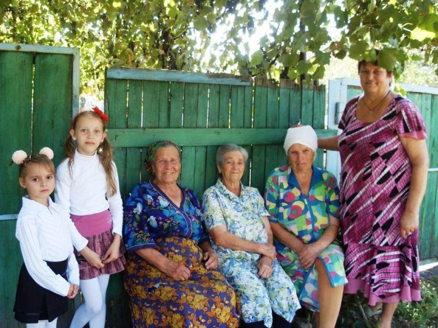 В Славянском районе проведели мероприятия ко Дню пожилых людей (фото) - фото 1