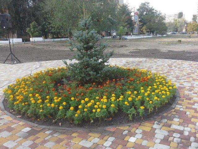 На Виноградаре открыли новый сквер (ФОТО), фото-4
